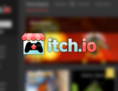 Epic Nerf joins itch.io